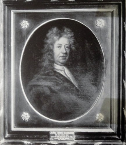Thomas Bellingham portrait