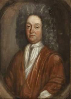 Major Henry Farington of Leyland portrait