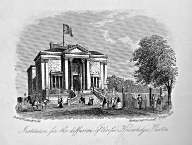 Avenham Institution, Preston