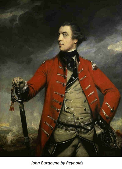 Col Burgoyne Preston MP