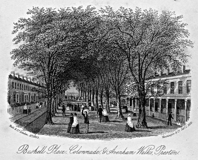 Avenham Colonnade Preston