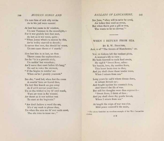 Septimus Tebay dialect poem