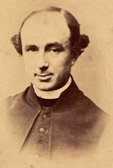 Septimus Tebay - Rivington Grammar School headmaster