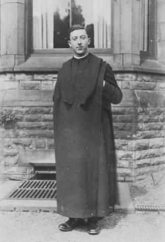 Abbot Oswald Eaves, O.S.B.