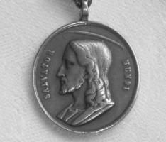 Abbot Oswald's medal