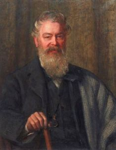 Portrait of Edwin Waugh