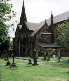 St Mary's Priory, Brownedge, Preston Lancashire