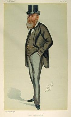 John Gorst MP